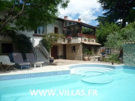 Location villa OD 4009