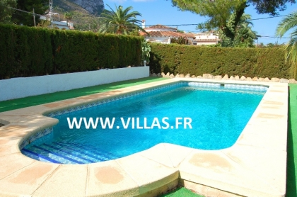 Location villa  piscine AS MARE 2