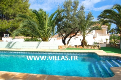 Location villa  piscine AS MARE 1