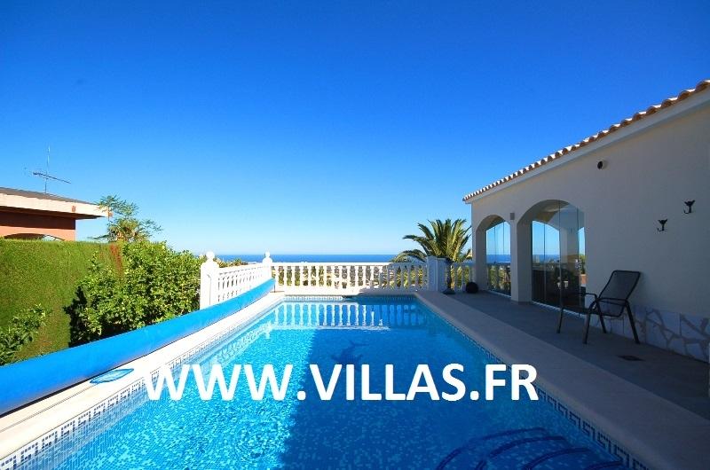 Location villa piscine denia 6 personnes as melo for De melo piscine