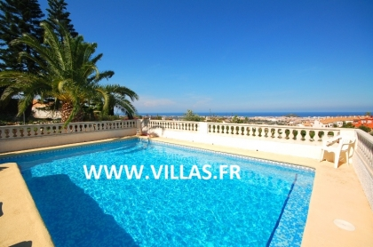 Location villa  piscine AS NICO 4