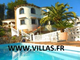 Location villa VM ALEG