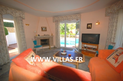 Location villa  piscine AS SABI 16