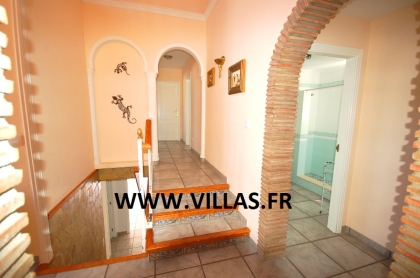 Location villa  piscine AS SABI 19