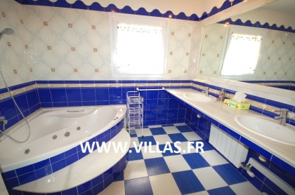 Location villa  piscine AS SABI 23