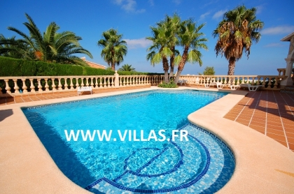 Location villa  piscine AS SABI 2