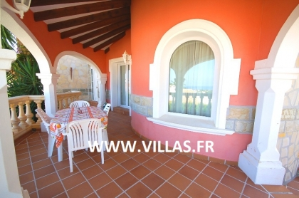 Location villa  piscine AS SABI 11