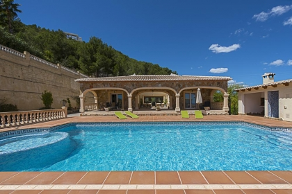 Rental villa  swimming-pool OL NOANA 4