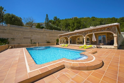 Rental villa  swimming-pool OL NOANA 3