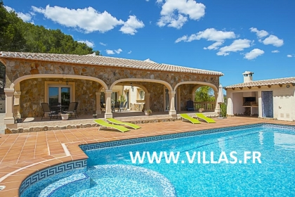 Rental villa  swimming-pool OL NOANA 1
