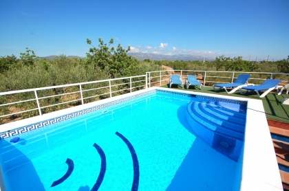 Location villa  piscine VN LIVOS 1