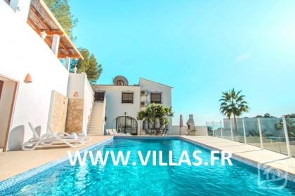 Location villa  piscine AB AN 1
