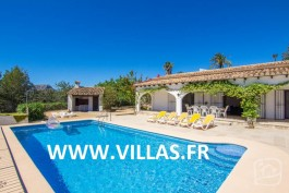 Location villa AB FUME