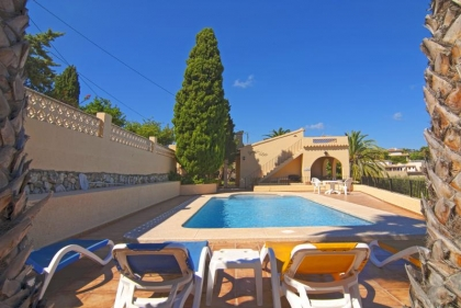 Location villa  piscine OL RODRI 2