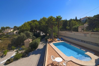 Location villa  piscine OL RODRI 4