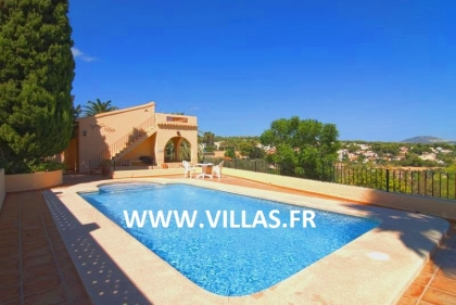 Location villa  piscine OL RODRI 1