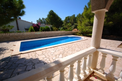 Location villa  piscine DV NID 5