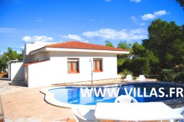 Location villa DV TOM