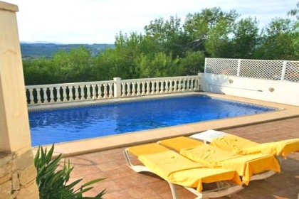 Location villa  piscine GG15 5