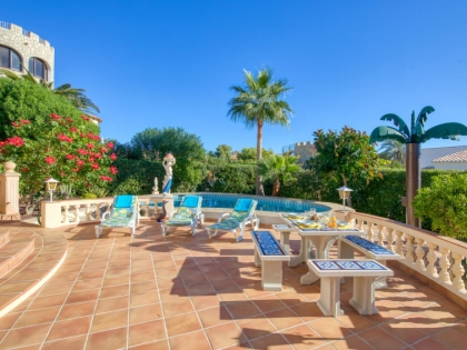 Location villa  piscine 709BLAN-016 5