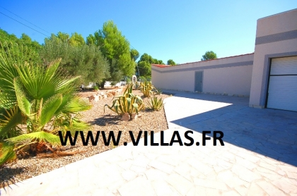 Location villa  piscine CP STELLA 15
