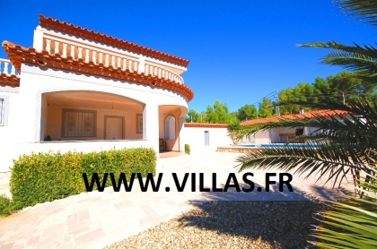 Location villa  piscine CP STELLA 11