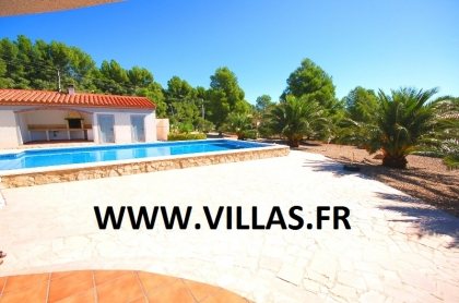 Location villa  piscine CP STELLA 13