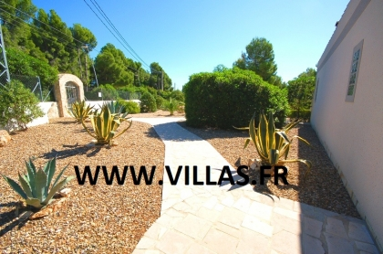 Location villa  piscine CP STELLA 17