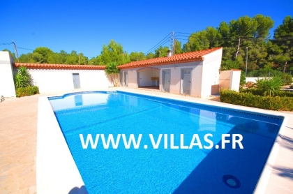 Location villa  piscine CP STELLA 4
