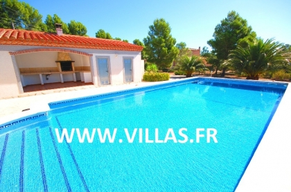 Location villa  piscine CP STELLA 8