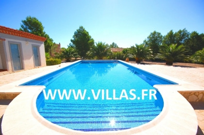 Location villa  piscine CP STELLA 3