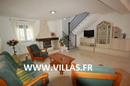 Location villa  piscine CP STELLA 21