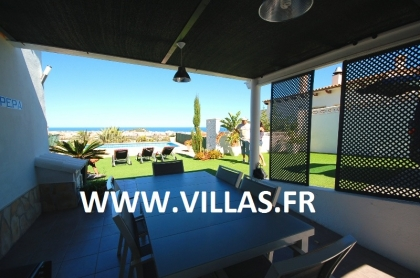 Location villa  piscine AS PEPANA 11