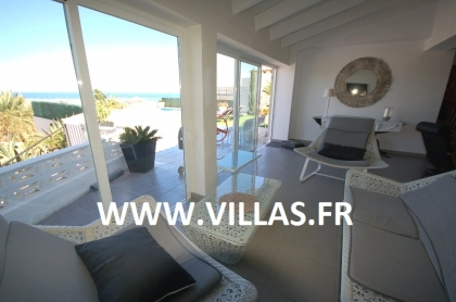Location villa  piscine AS PEPANA 21