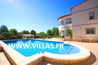Location villa  piscine CP APOLLO 3