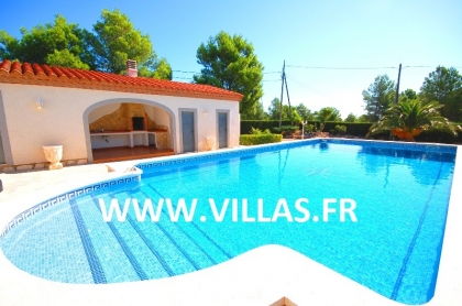 Location villa  piscine CP APOLLO 7