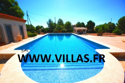 Location villa  piscine CP APOLLO 5