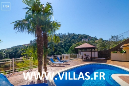 Location villa  piscine CV CORA 1