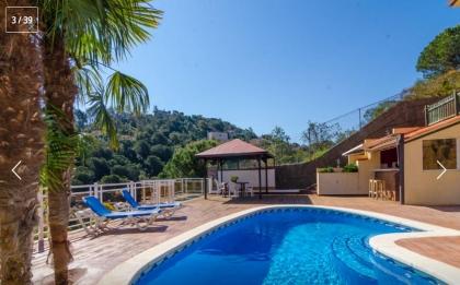 Location Villa Piscine Lloret De Mar 6 Personnes Cv Cora