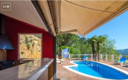 Location villa  piscine CV CORA 6