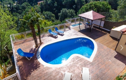 Location villa  piscine CV CORA 2