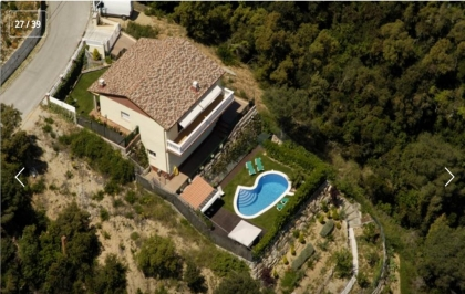 Location villa  piscine CV CORA 17