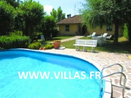 Location villa ITV PIOPPINA