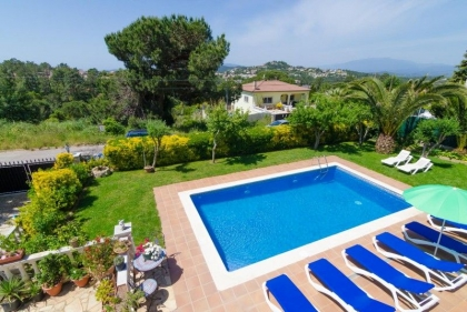Location villa  piscine CV ORLA 5
