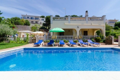 Location villa  piscine CV ORLA 6
