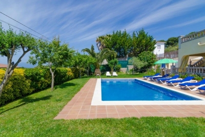 Location villa  piscine CV ORLA 7