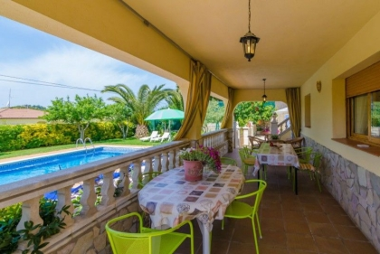 Location villa  piscine CV ORLA 10