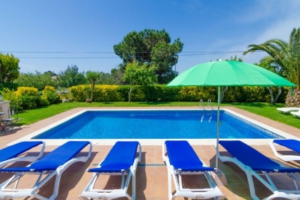 Location villa  piscine CV ORLA 4