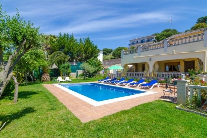 Location villa  piscine CV ORLA 8