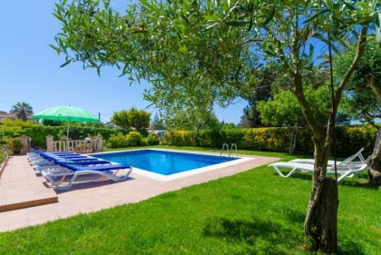 Location villa  piscine CV ORLA 9
